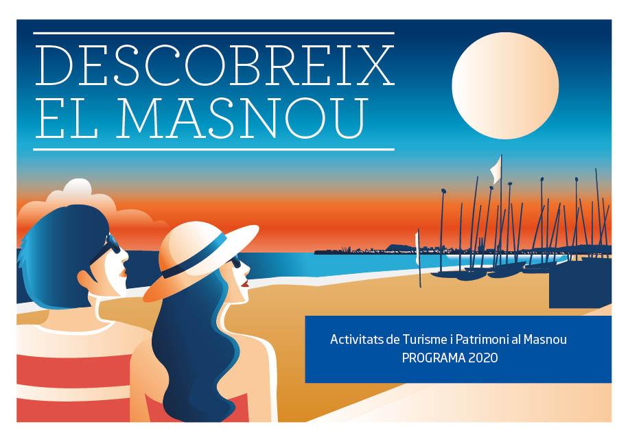 Programa 2020 activitats 'Descobreix el Masnou'