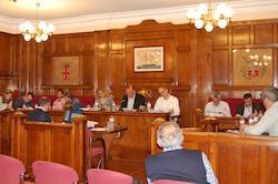 Ple Municipal del 17 de maig del 2018.