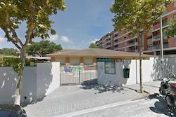Escola Ferrer i Guàrdia. Google Maps.