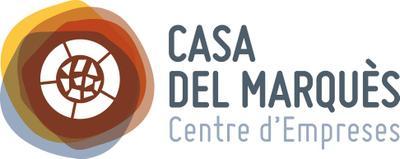 Logotip de la Centre d'Empreses Casa del Marquès