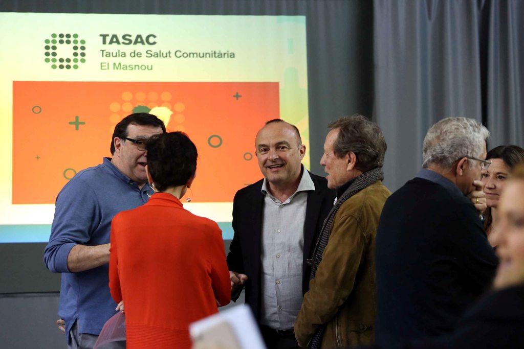 Presentació de la Taula de Salut Comunitària del Masnou.