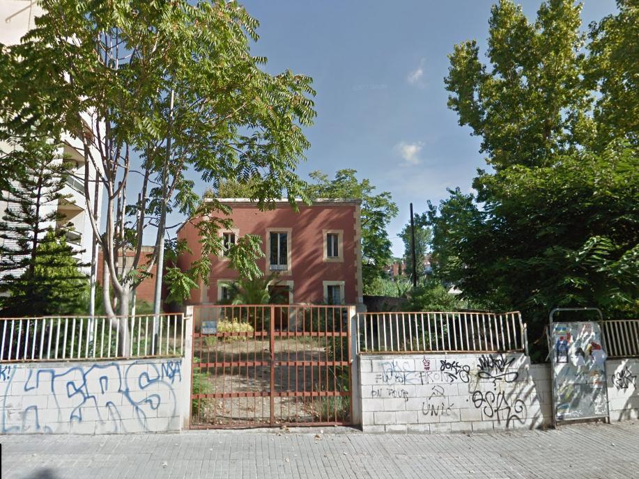Edifici dels masovers de la Casa del Marquès.